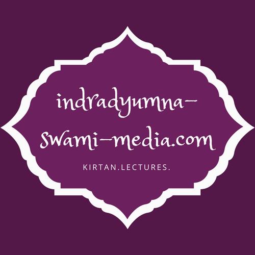indradyumna-swami-media.com | Lectures by Indradyumna Swami